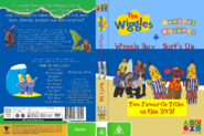 The Wiggles and Bananas in Pyjamas - Wiggle Bay and Surf's Up re-release Full DVD Cover