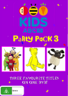 ABC For Kids Party Pack 3 DVD Cover