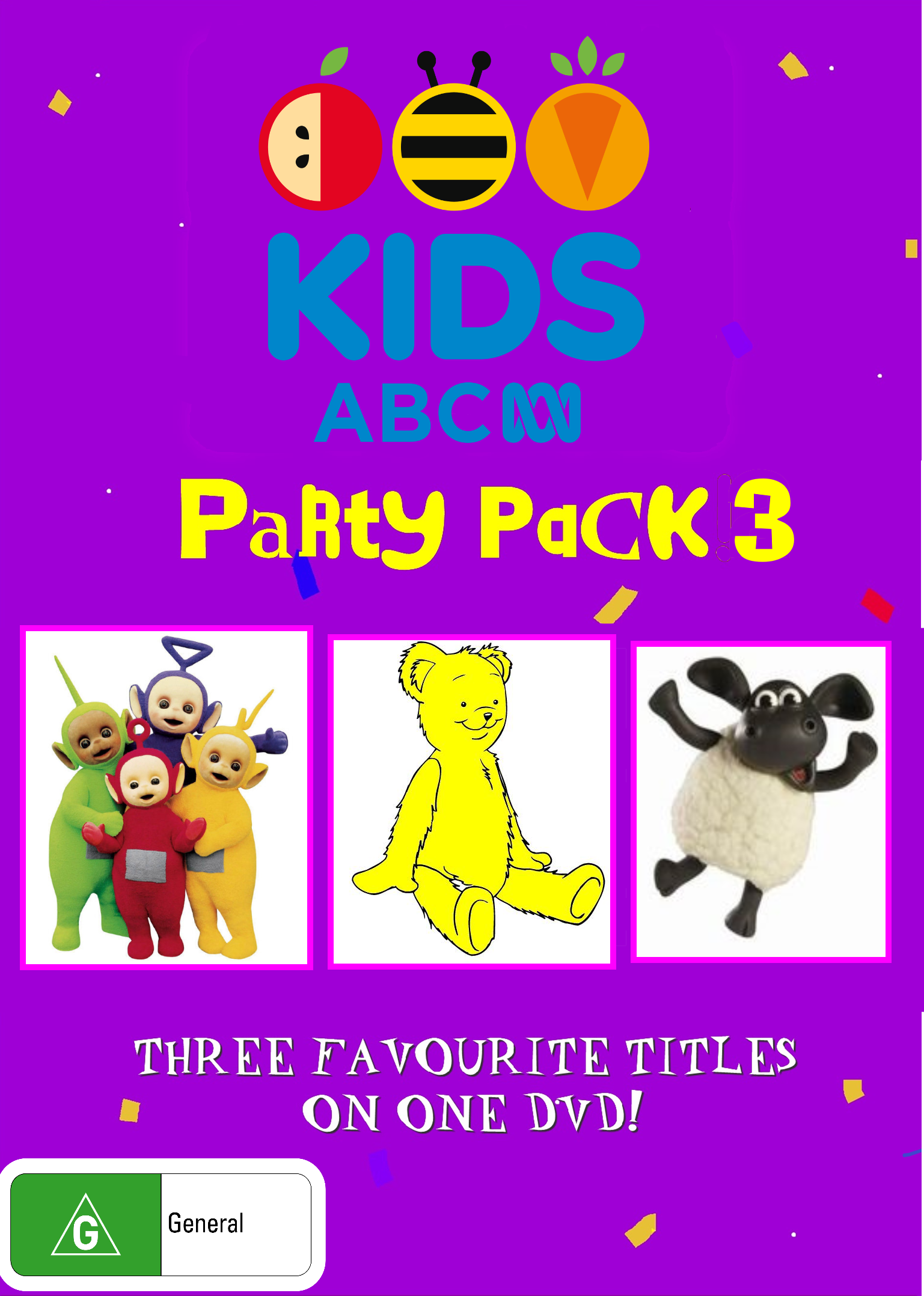 ABC for Kids Party Pack 3
