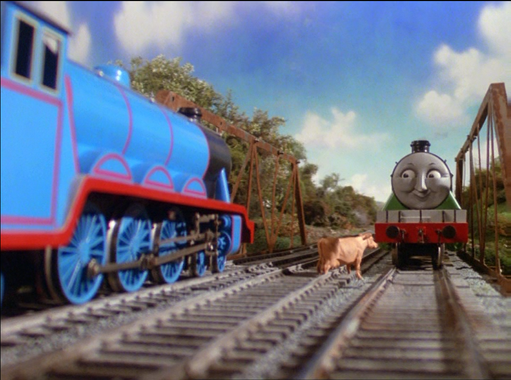 Cows (Thomas and Friends Episode)