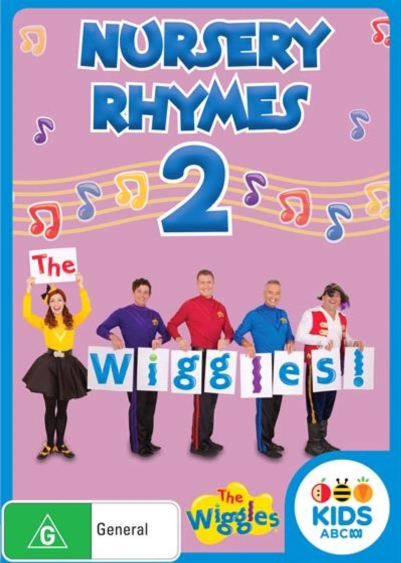 Nursery Rhymes 2 (video)