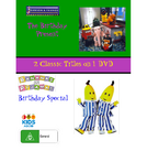 The Birthday Present and Birthday Special DVD Cover