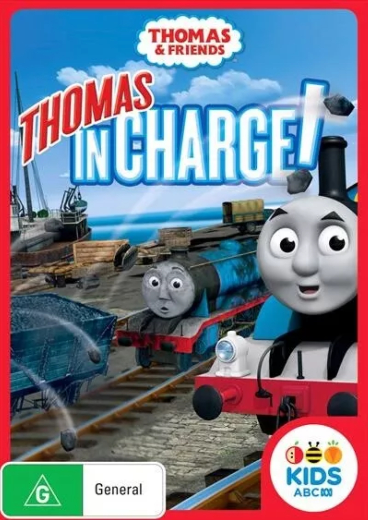 Thomas in Charge (DVD)