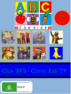 ABC For Kids Club DVD and Classic Kids TV