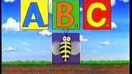 ABC For Kids Logo (1992)