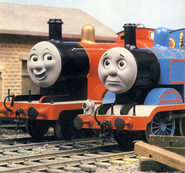 Thomas'TrainLadybirdRecreation2