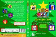ABC for Kids Christmas Pack Full DVD Cover