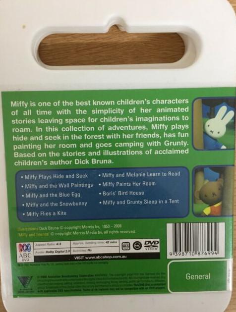 Hide and Seek (Miffy & Friends DVD)