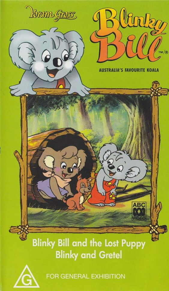 Blinky Bill and the Lost Puppy (video)