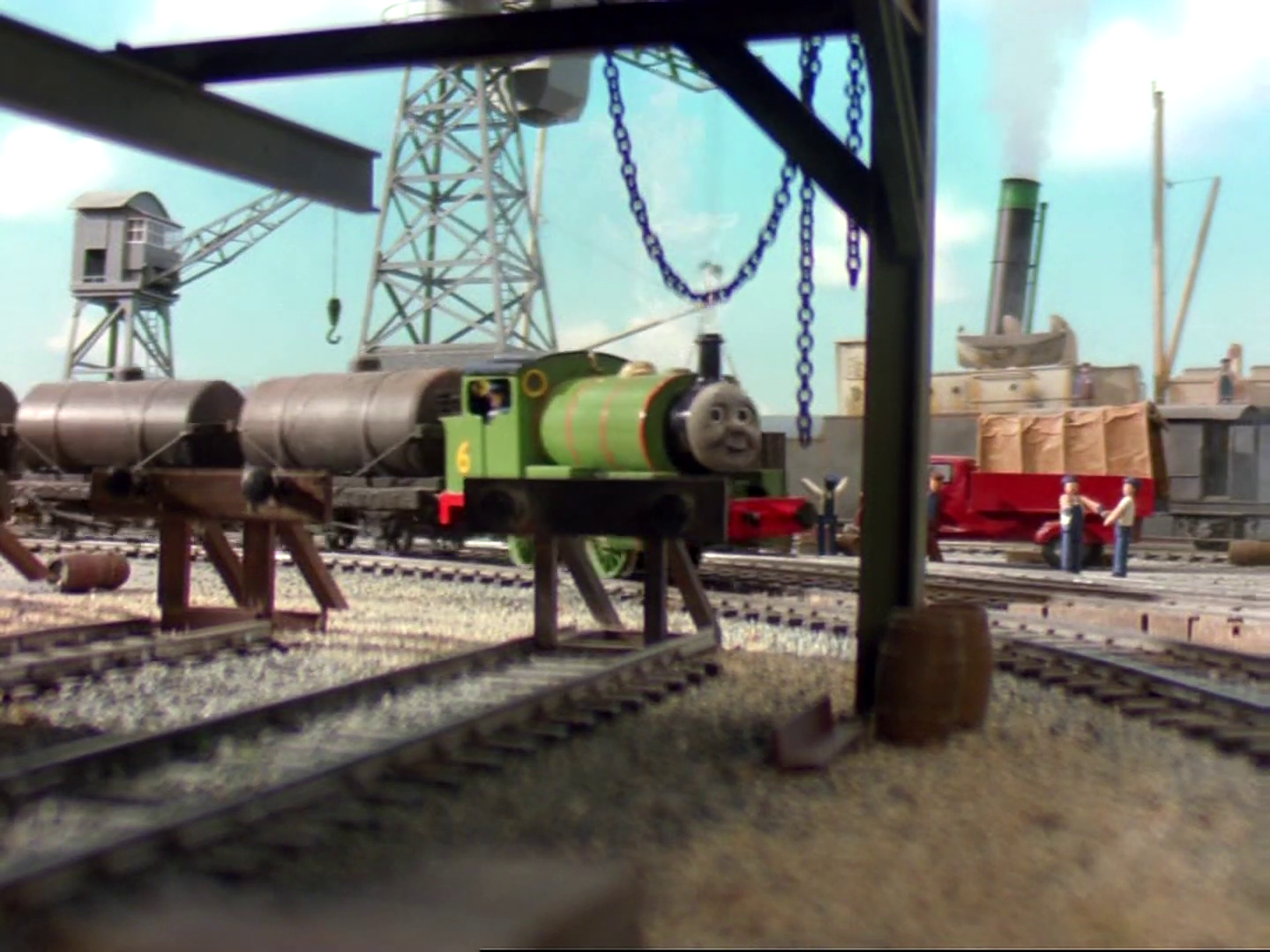 All at Sea (Thomas & Friends episode)/Gallery