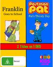 Franklin Goes to School and Pat's Thirsty Day DVD Cover