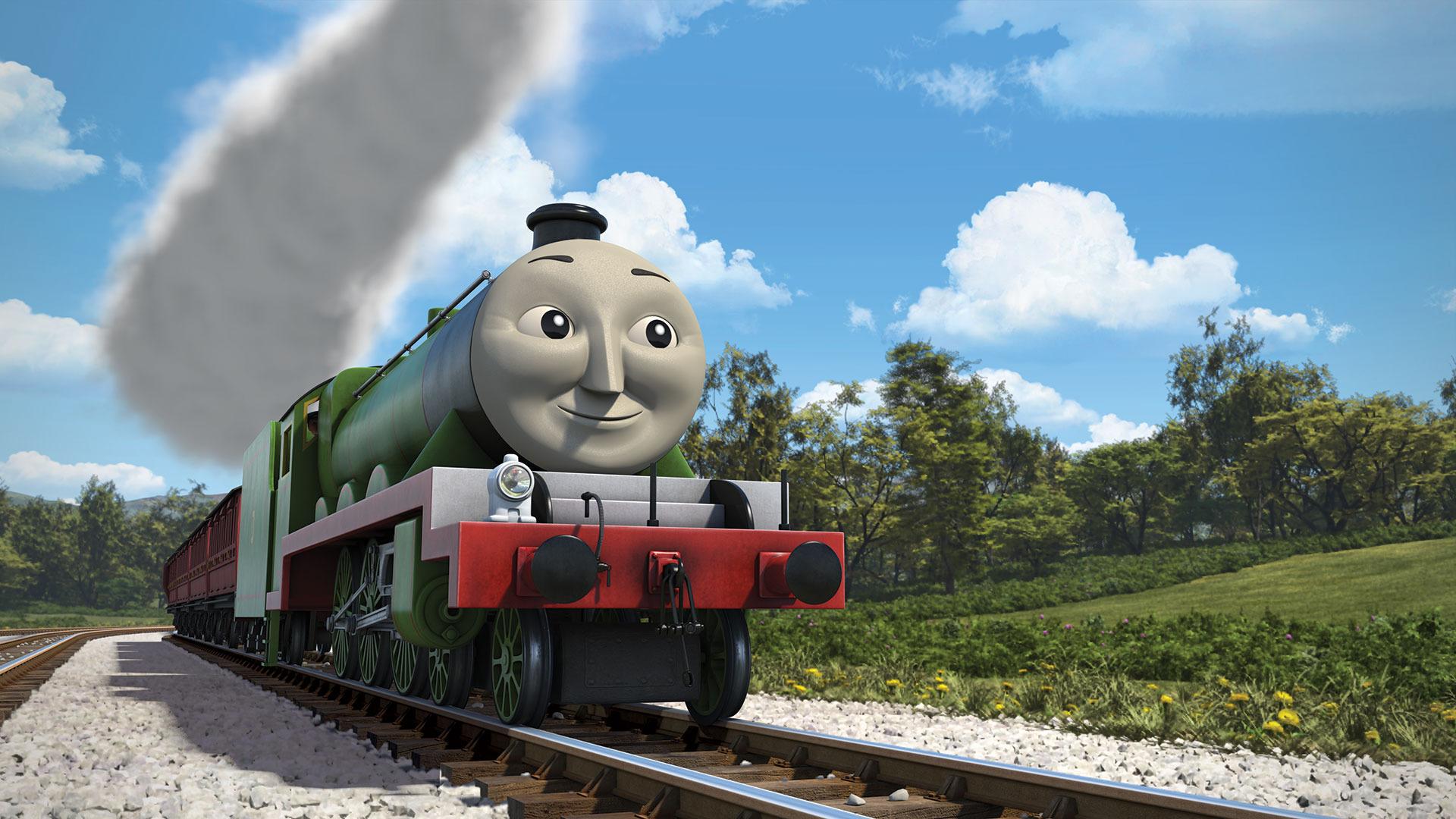 Henry Spots Trouble