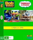 Lofty to the Rescue and Trust Thomas DVD Cover