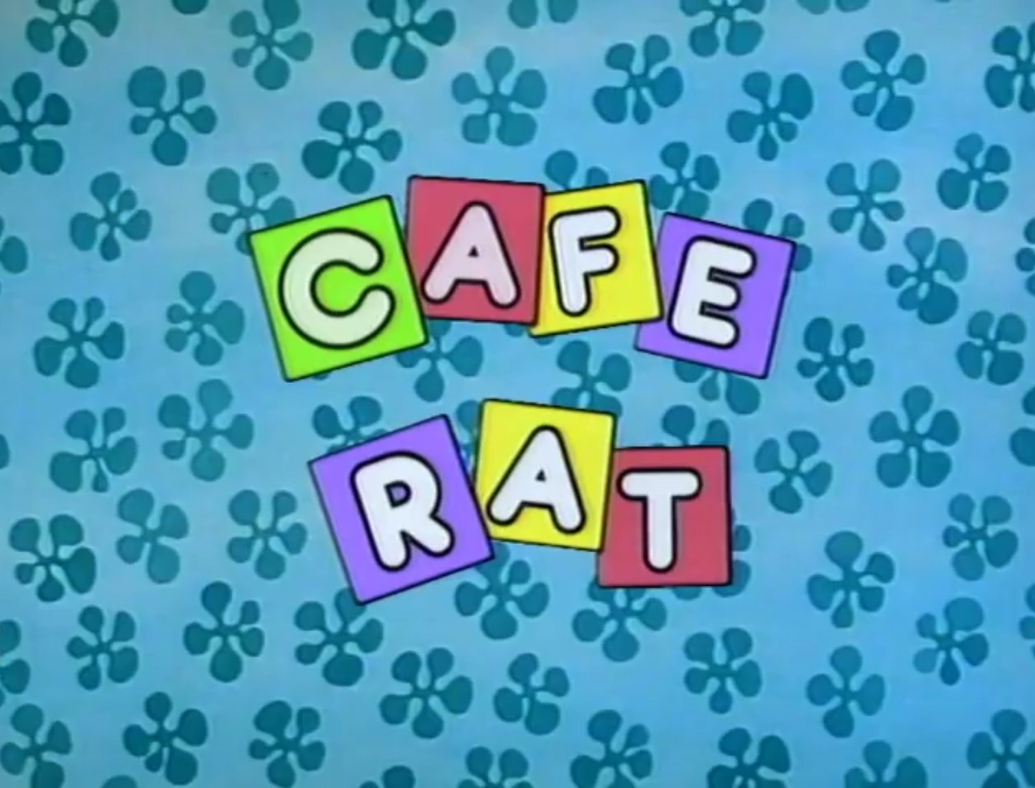 Cafe Rat/Gallery
