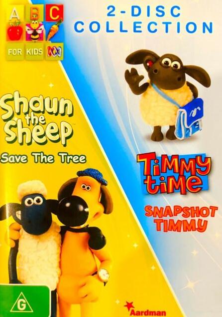 Shaun the Sheep Videography