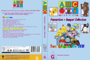 ABC for Kids - Favourites + Bumper Collection DVD Cover