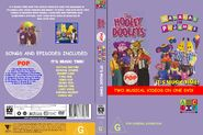 The Hooley Dooleys and Bananas in Pyjamas - Pop and It's Music Time DVD Cover
