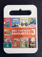ABC For Kids Favourites 3 2011 DVD