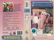Buried Treasure VHS