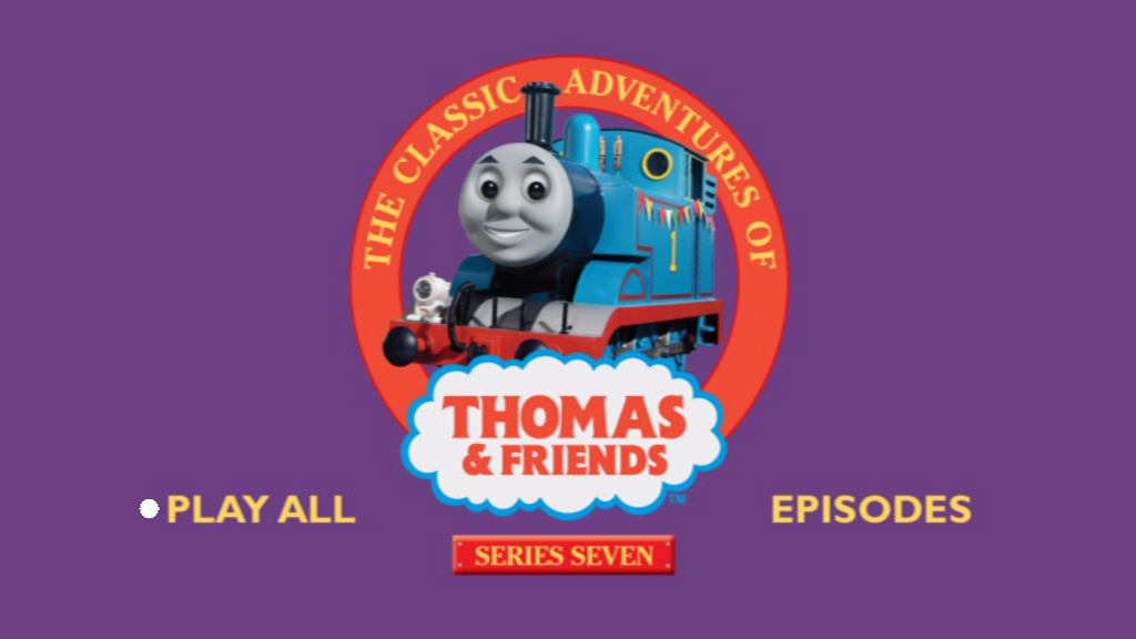 The Classic Adventures of Thomas & Friends - Series Seven