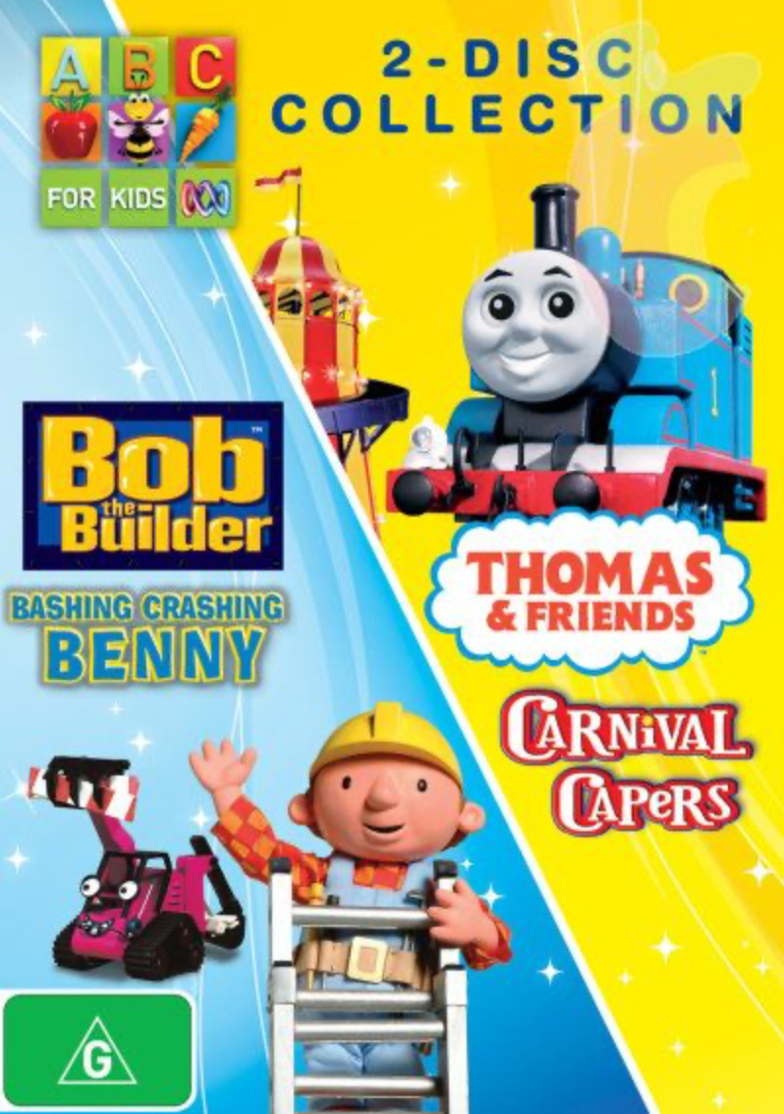 Bashing Crashing Benny (DVD)