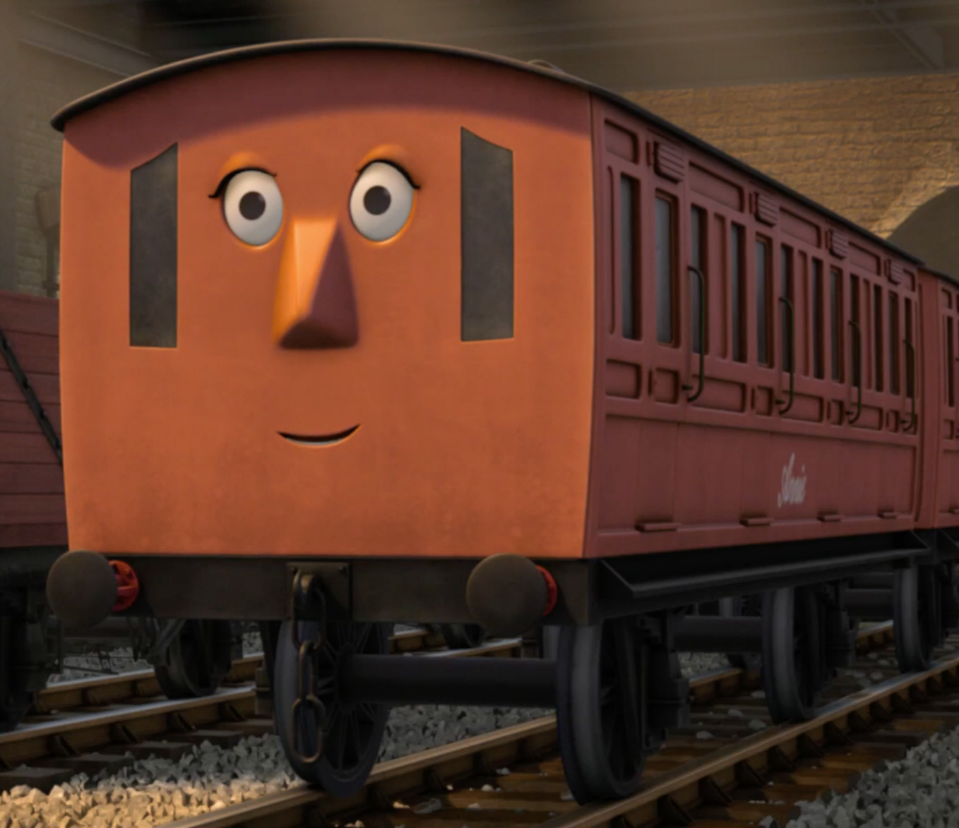 List of Rolling Stock in the Television Series