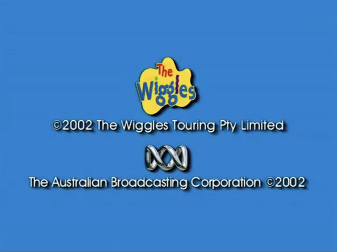 The Wiggles Logo/Endboards