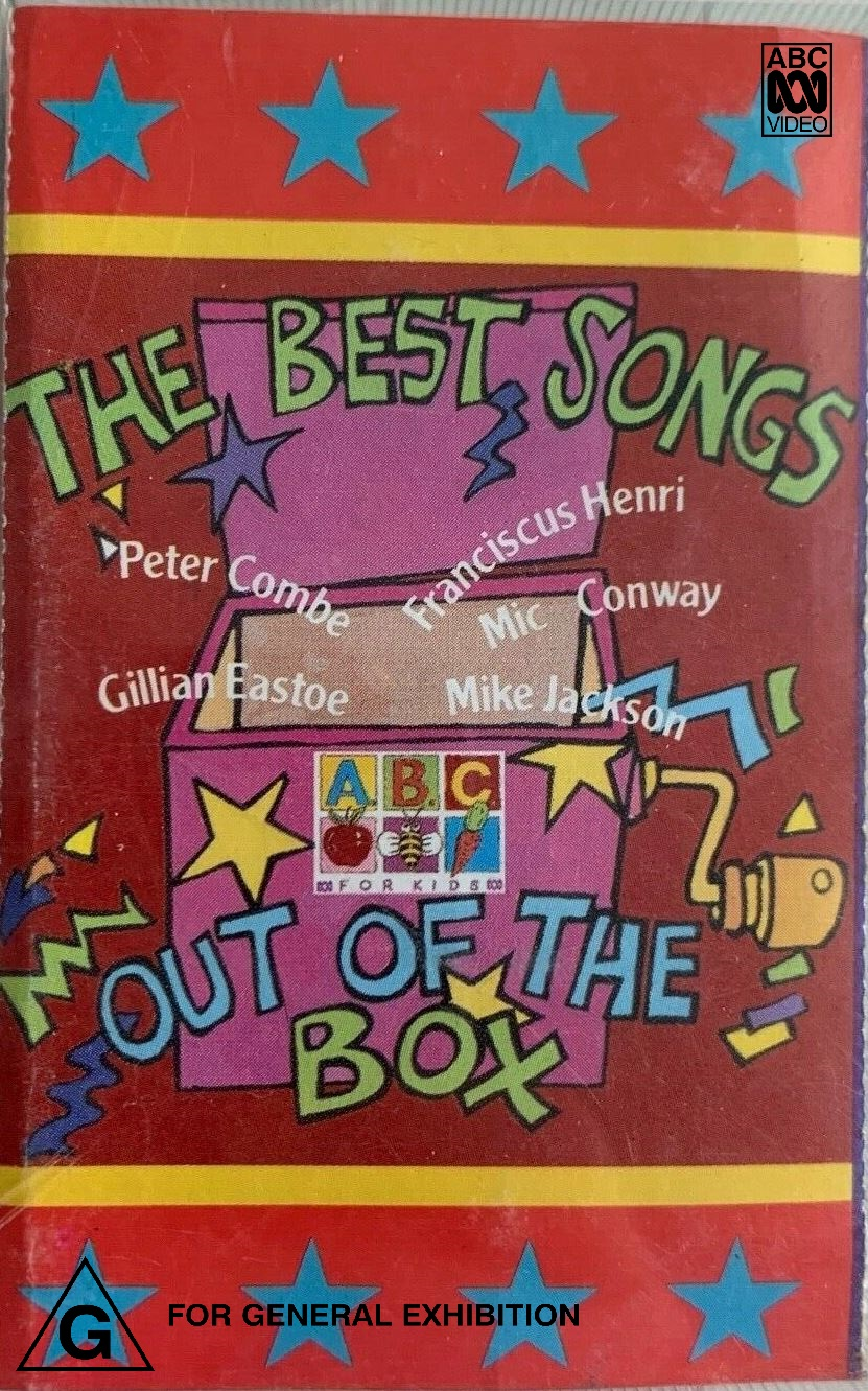 The Best of ABC for Kids: Out of the Box (video)