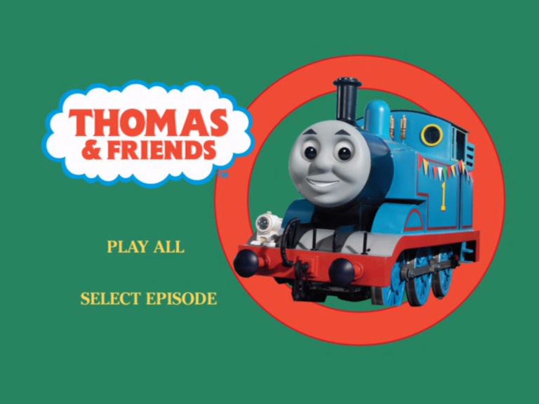 The Classic Adventures of Thomas & Friends - Series Six