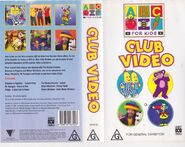 ABC for Kids Club Video