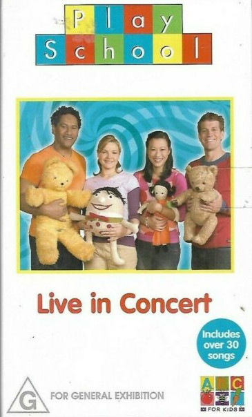 Play School - Live in Concert/Gallery