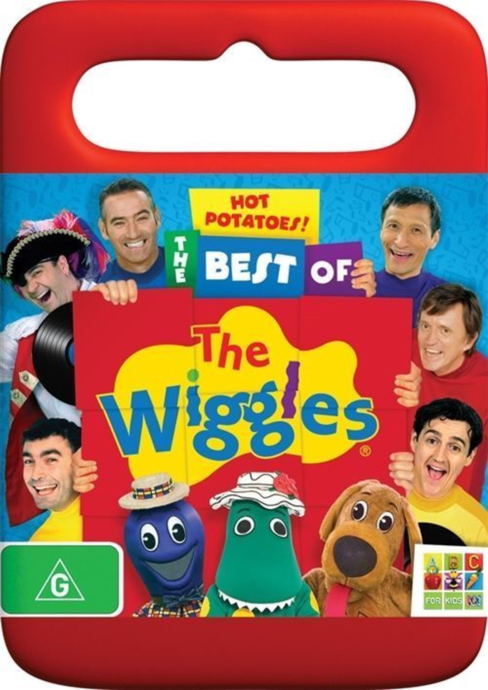 Hot Potatoes! The Best of The Wiggles (2010 video)