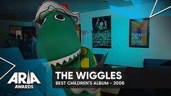 The Wiggles win Best Children's Album 2006 ARIA Awards