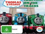 Yo Gabba Gabba and Thomas and Friends - It's Time to Dance and Together on the Tracks