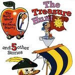 The Busy World of Richard Scarry - The Treasure Hunt VHS Cover.jpeg