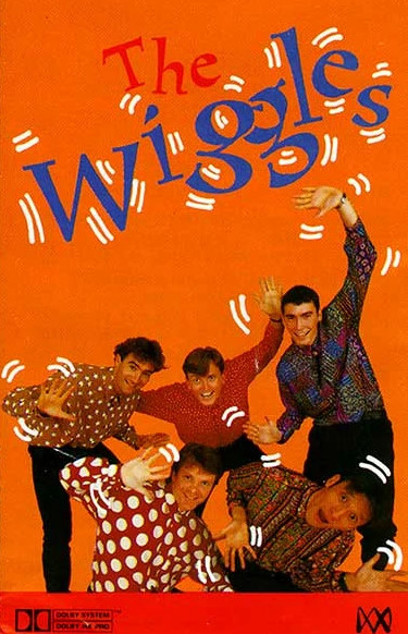 Wiggles cassettes
