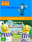 Postman Pat and Bananas in Pyjamas Ice Cream Machine and Banana Tastic phase 2-0