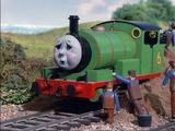 Percy Runs Away