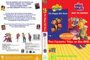 The Wiggles and The Hooley Dooleys - The Wiggly Big Show and Keep on Dancing DVD Cover