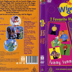 Yummy Yummy + Wiggle Time! (DVD)