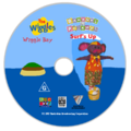 The Wiggles and Bananas in Pyjamas - Wiggle Bay and Surf's Up DVD - Disc