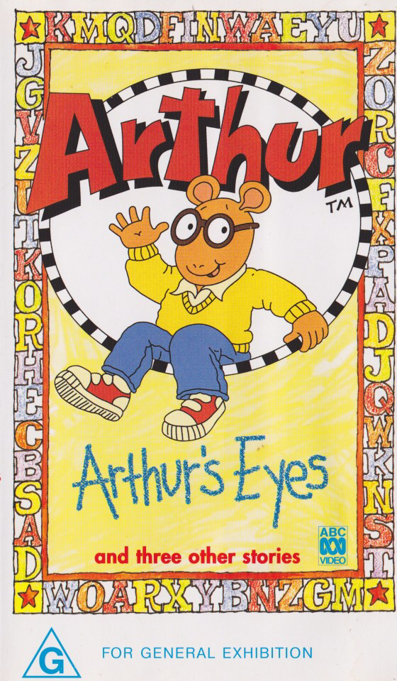 Arthur's Eyes (video)/Gallery