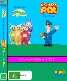 Here Come the Teletubbies and Postman Pat Takes the Bus DVD Cover.png