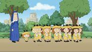 Stewie as Madeline