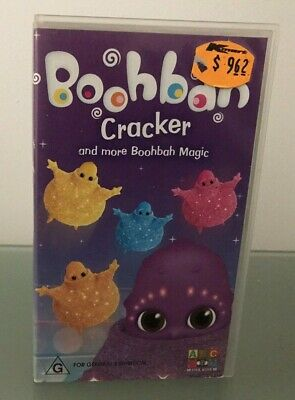 Cracker and more Boohbah Magic