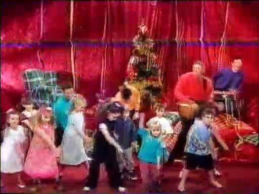 The Wiggles - Go Santa Go Promo for Wiggly Wiggly Christmas (1996)