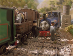 Click here to view the image gallery for Sir Handel.