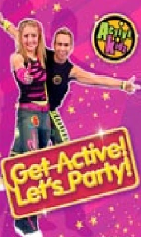 Get Active! Let's Party! (Cassette)