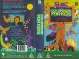 Don Spencer For Kids