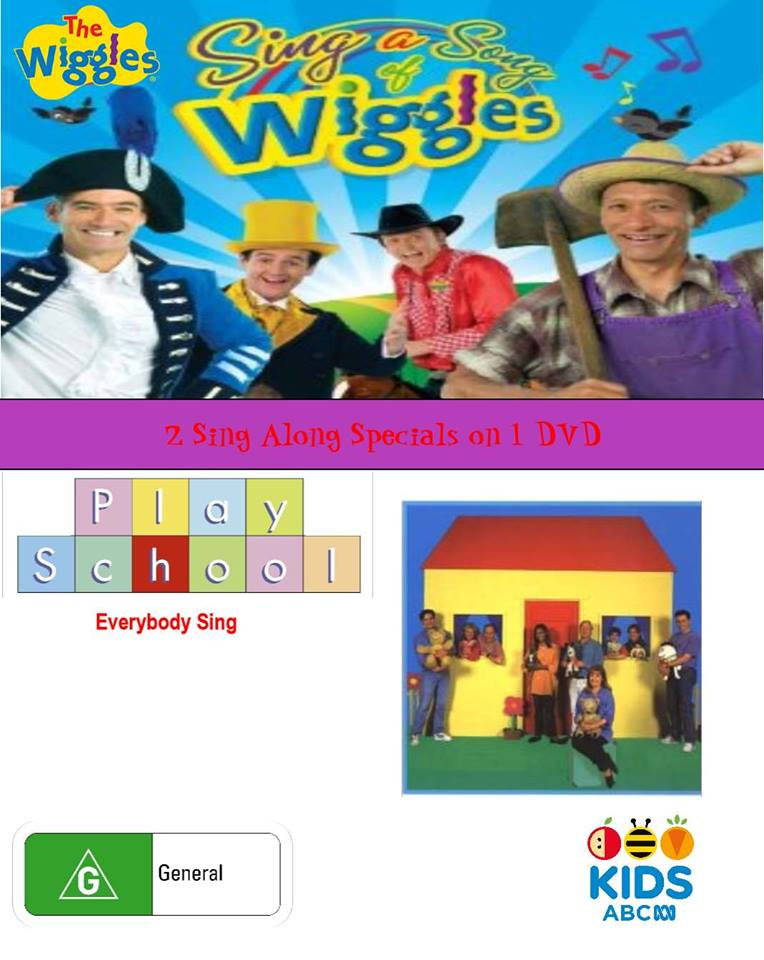 The Wiggles and Play School: Sing a Song of Wiggles and Everybody Sing